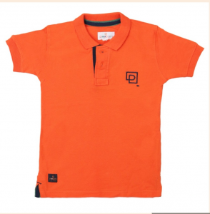 Pappons Boys Polo Shirt
